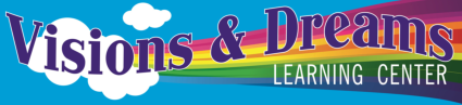 Visions & Dreams Learning Center - Logo